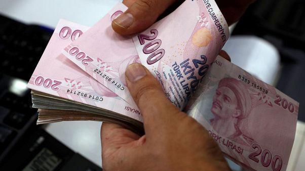 """أردوغان يدعو الأتراك لشراء الليرة من أجل """"النضال الوطني"""""""