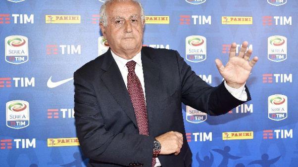 Fabbricini, Serie B? Al lavoro su format