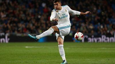 Theo Hernandez joins Sociedad from Real Madrid on loan