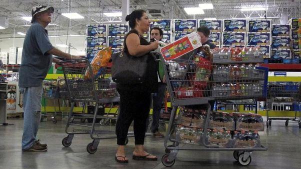 التضخم الأمريكي يرتفع بوتيرة متواضعة في يوليو