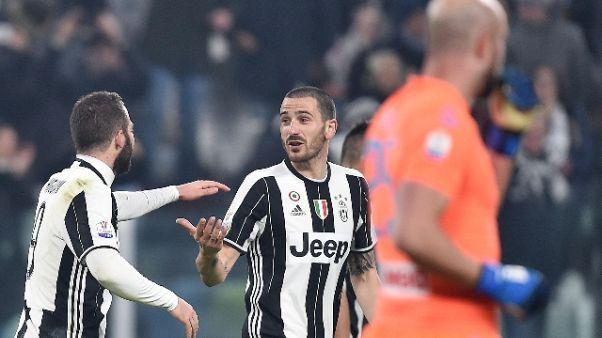 Bonucci, ho difeso il Milan al meglio