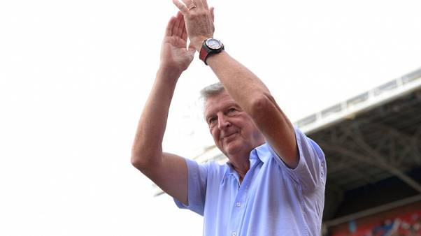 Hodgson extends Palace stay until 2020