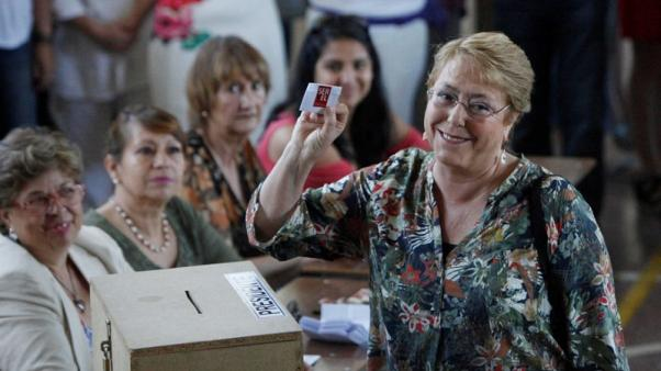 U.N. General Assembly approves Chile's Bachelet as rights chief