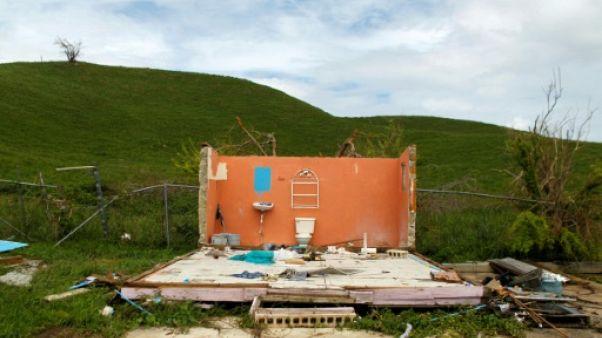 Porto Rico annonce que plus de 1.400 décès pourraient être liés aux ouragans