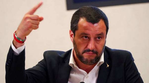 Italy's Salvini asserts 'natural family' in move against same-sex parents