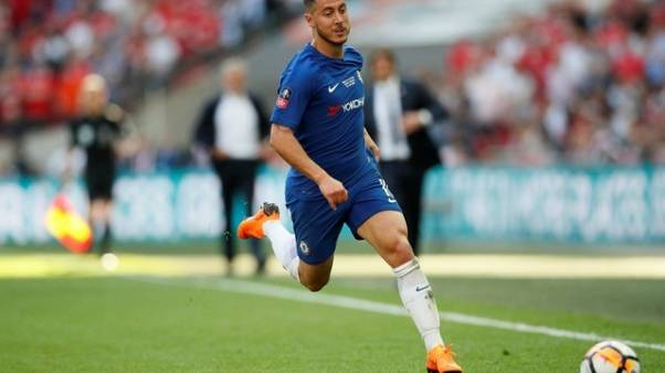 Sarri rules out Chelsea exit for Hazard