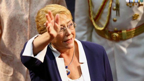 الأمم المتحدة تقر تعيين رئيسة تشيلي السابقة باشيليت مفوضا لحقوق الإنسان