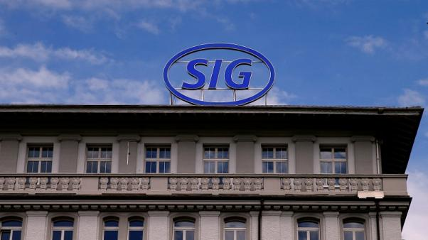 Packager SIG Combibloc on track to announce listing in September: sources