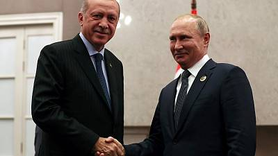 Russia's Putin, Turkey's Erdogan discuss trade ties by phone - Kremlin