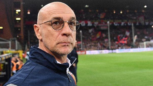 Genoa: Ballardini, finalmente la Coppa