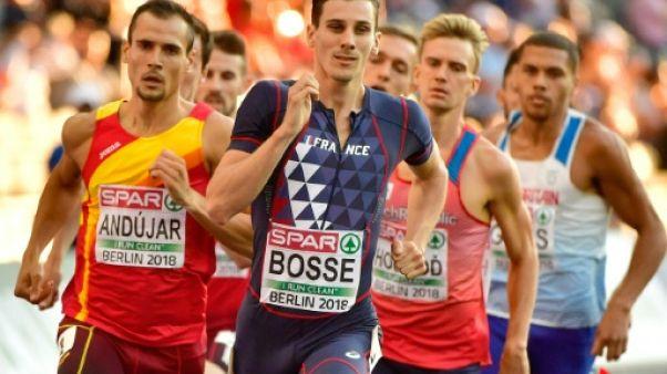 Euro d'athlétisme: Pierre-Ambroise Bosse en finale