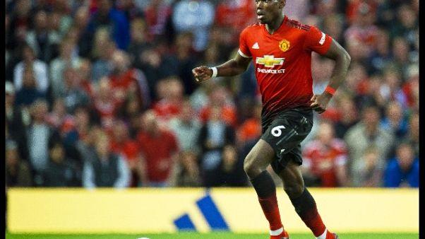 Premier: United batte 2-1 il Leicester