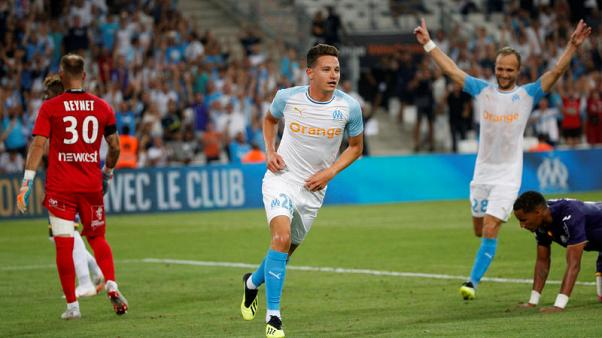 Payet scores twice as Marseille crush Toulouse in Ligue 1 opener