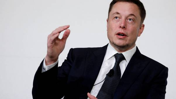 Lawsuit accuses Tesla's Musk of fraud over tweets, going-private proposal