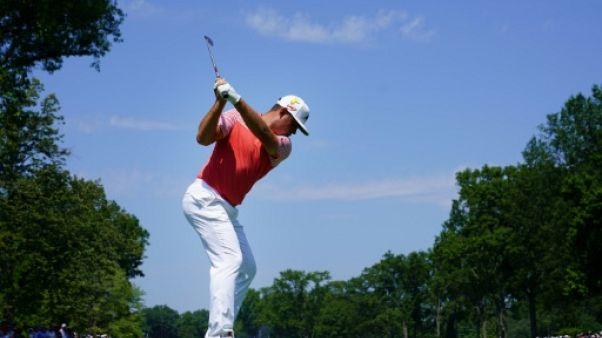Golf: Woodland en tête avant les orages au championnat PGA