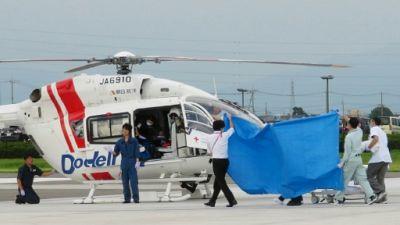 Crash d'un hélicoptère de la sécurité civile au Japon: neuf morts