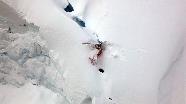 العثور على جثة خامسة بعد تحطم طائرة في ألاسكا