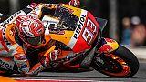 MotoGp: Austria, terze libere a Marquez