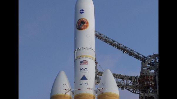 Rinviato lancio sonda verso il Sole