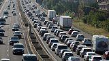 Esodo: traffico e code su autostrade E-R