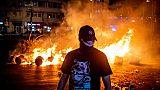 Manifestation antigouvernementale en Roumanie: plus de 450 blessés