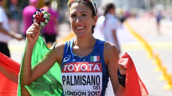 Europei atletica, bronzo per Palmisano