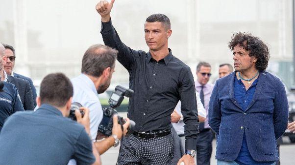 """C.Ronaldo """"Speravo di giocare con Juve"""""""