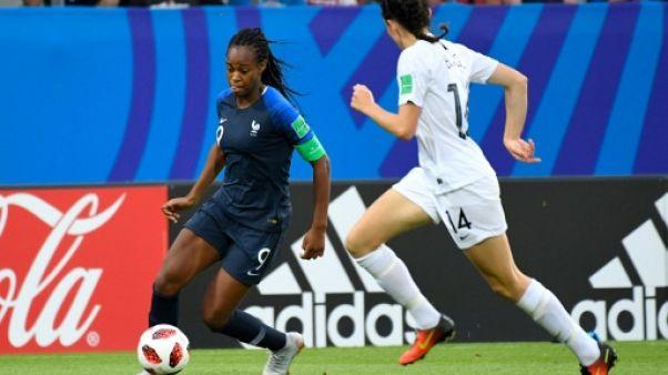 Mondial U20 Dames: la Française Katoto a déjà tout d'une grande