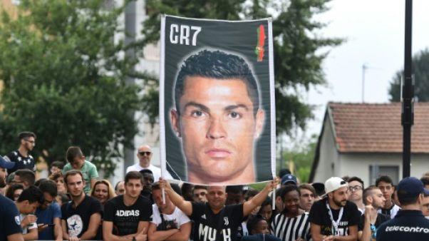 Juventus: Ronaldo entame son défi avec un amical en petit comité