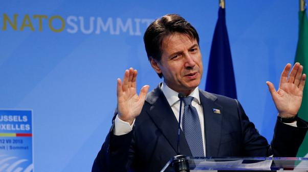 Italian prime minister promises structural reforms this year