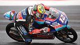Moto3: Austria, Bezzecchi in pole