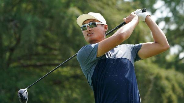 Li withdraws from PGA Championship due to wrist injury