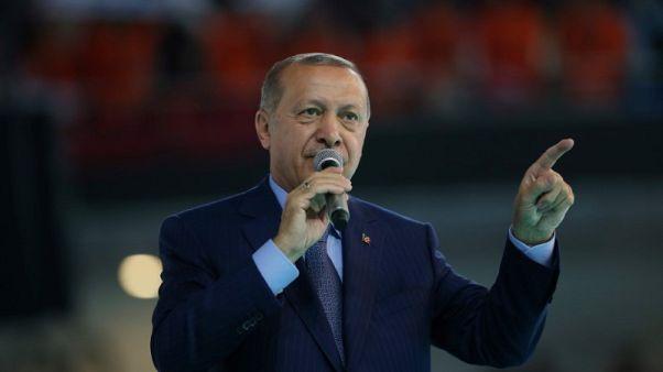أردوغان: أمريكا أدارت ظهرها لتركيا
