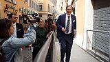 Serie B, appello La Russa a Malagò