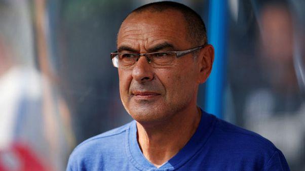 Chelsea's Sarri gets winning start at Huddersfield