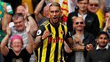 Pereyra shines as Watford ease to Brighton victory