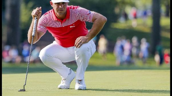 Golf: PGA Championship,conduce Woodland