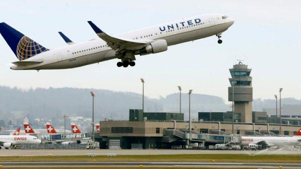 لجنة أمريكية تقاضي يونايتد إيرلاينز بسبب صور فاضحة نشرها طيار لمضيفة