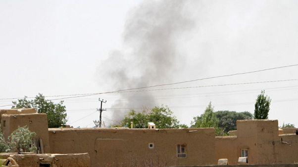 استمرار الاشتباكات مع طالبان حول مدينة غزنة جنوبي العاصمة الأفغانية