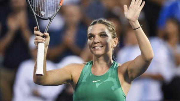 Tennis: Simona Halep en finale du tournoi de Montréal