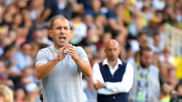 """Ligue 1: """"Je ne pense pas aux joueurs qui ne sont pas là"""", affirme Jardim"""