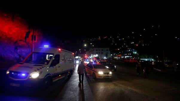 الأردن يعلن مقتل أربعة في مداهمة الشرطة لمنزل يؤوي مسلحين