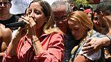 Venezuela : manifestation pour la libération d'un député de l'opposition