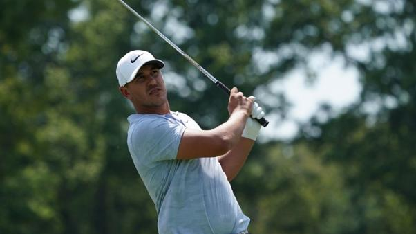 Koepka leads by two strokes after third round at PGA Championship