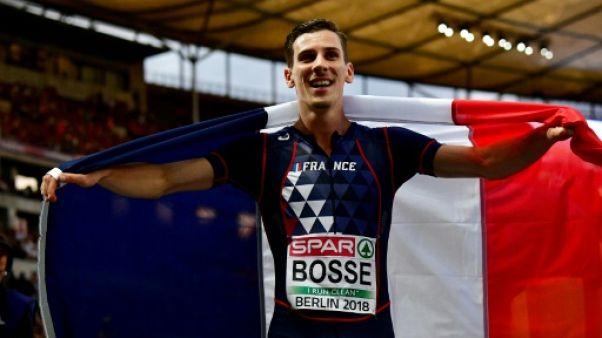 """Bosse: """"Je chanterai La Marseillaise sous ma douche"""""""