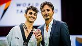 Taekwondo: GP Mosca, bronzo Dell'Aquila