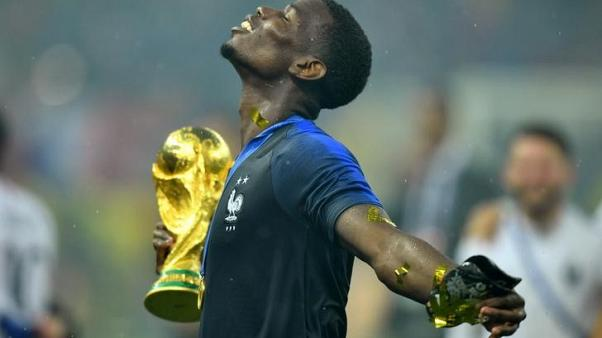 I fear being fined if I speak out - Pogba