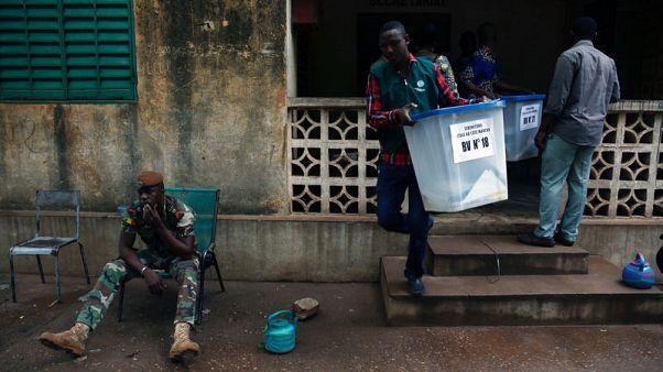 President Keita favourite to win Mali poll overshadowed by militant threat