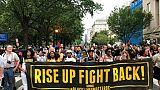 Washington sous très haute sécurité pour un rassemblement de néonazis
