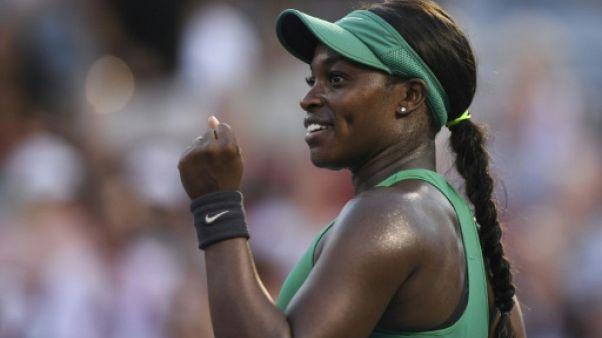 Tennis: Stephens face à Halep à Montréal pour la revanche de Roland Garros